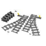 LEGO Switching Tracks [7895] - Building Set Architecture